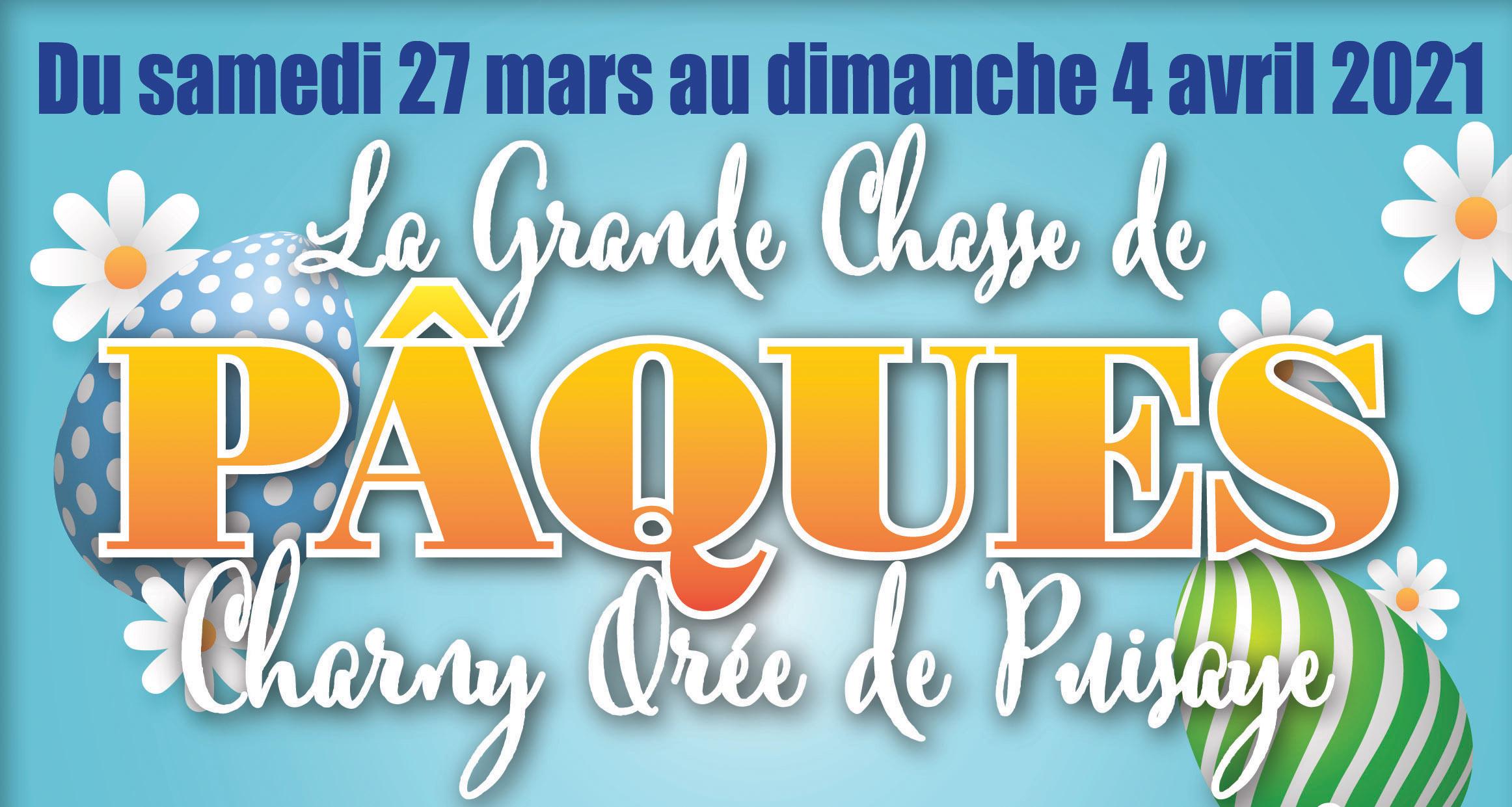 La Grande Chasse de Pâques Charny Orée de Puisaye