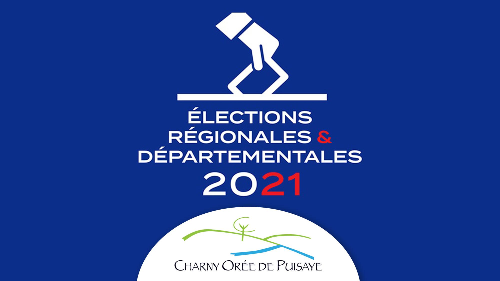 Elections régionales et départementales 20 et 27 juin 2021 CCOP