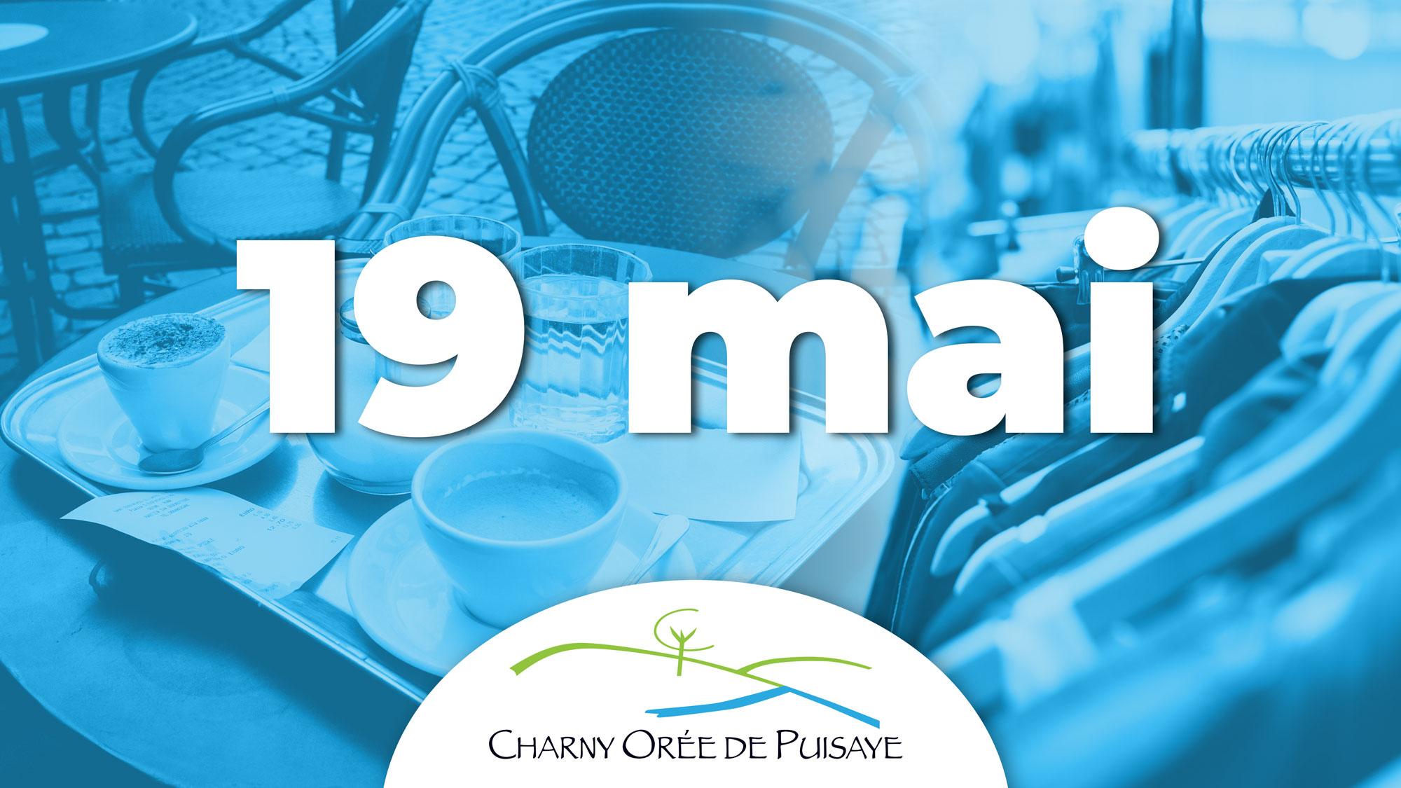 19 mai réouverture Charny Orée de Puisaye