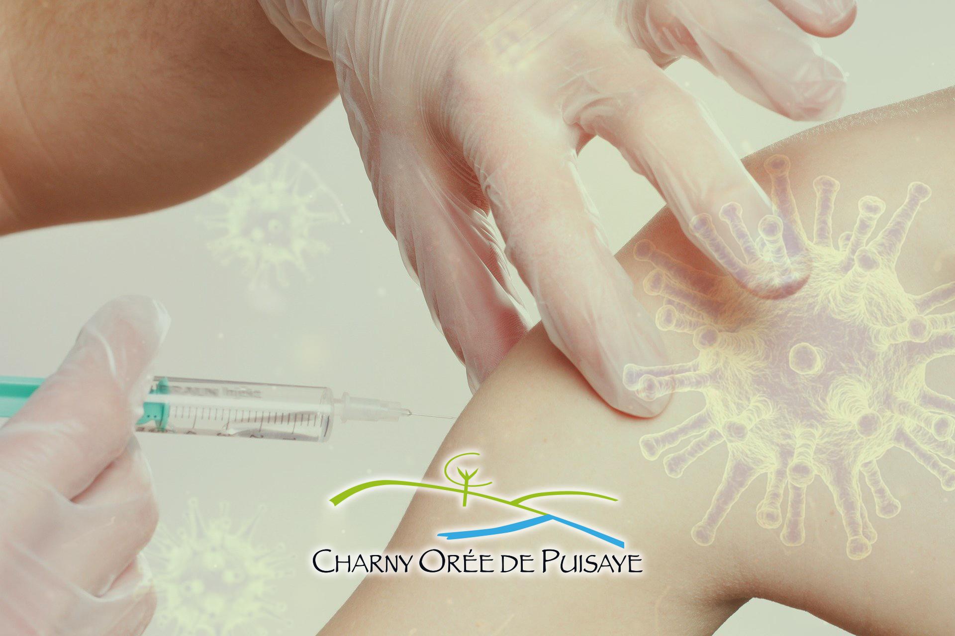 Vaccination Covid19 Charny Orée de Puisaye